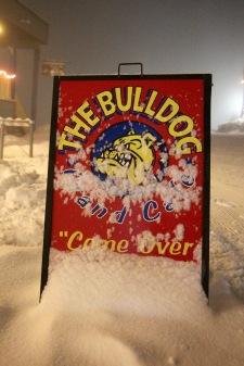 The Bulldog Cafe, Silver Star Mountain